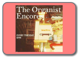 The Organist Encores Website